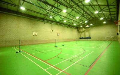 Manor Road Sports Hall